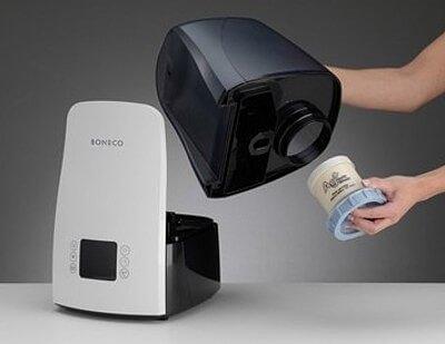 Сменные фильтры к улажнителями воздухоочистителям