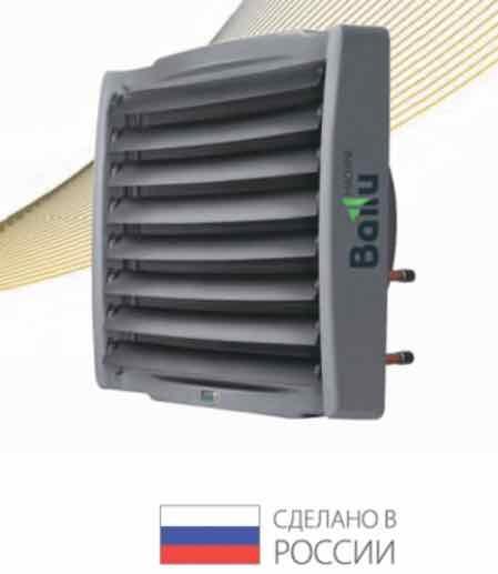 Водяные тепловентиляторы Ballu купить в Красноярске с доставкой
