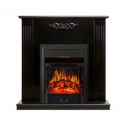 Каминокомплект Royal Flame Lumsden - Венге с очагом Majestic FX Black